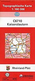 Kaiserslautern 1 : 100 000