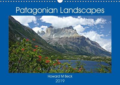 Patagonian Landscapes (Wall Calendar 2019 DIN A3 Landscape)