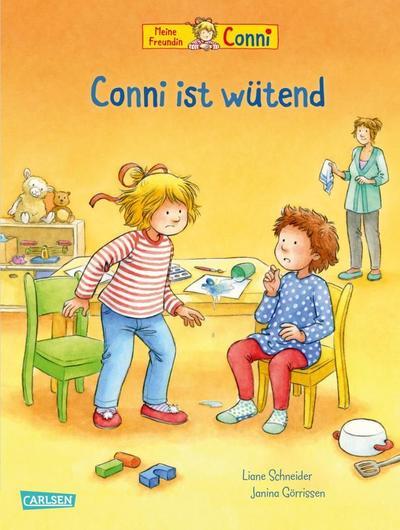 Conni-Bilderbücher: Meine Freundin Conni - Unser Körper