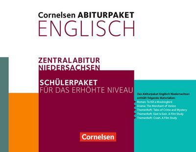 Zentralabitur Niedersachsen 2019. Schülerpaket für das erhöhte Niveau