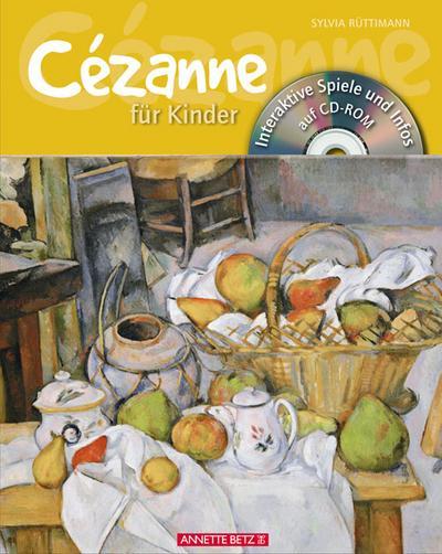 Cézanne für Kinder mit CD-ROM