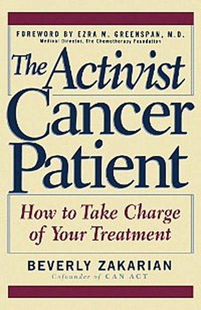 The Activist Cancer Patient