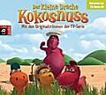 Der Kleine Drache Kokosnuss - Hörspiel zur TV-Serie 02: Picknick mit Adele. Volltreffer. Die Fressfalle. Einmal und nie wieder (Audio-CDs zur TV-Serie, Band 4)