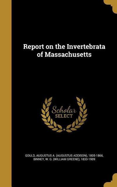 REPORT ON THE INVERTEBRATA OF