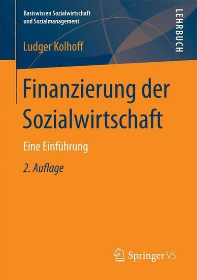 Finanzierung der Sozialwirtschaft