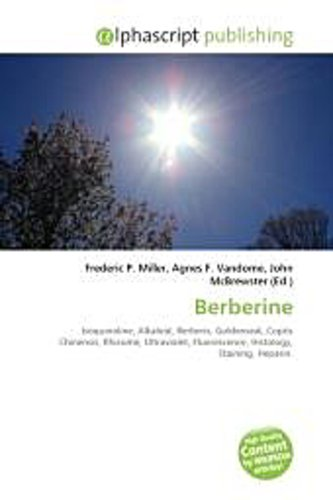 Frederic P. Miller / Berberine /  9786130700898