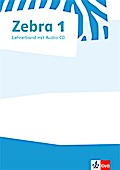 Zebra 1. Lehrerband zum Buchstabenheft Klasse 1
