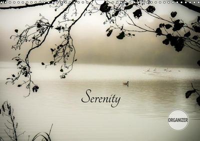 Serenity (Wall Calendar 2019 DIN A3 Landscape)
