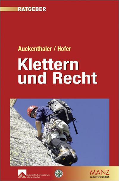 Klettern & Recht
