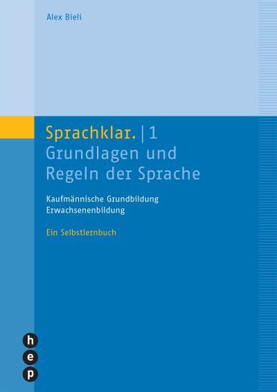 Sprachklar. Bd.1