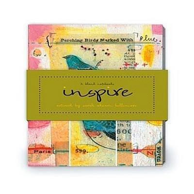Inspire Blank Notebooks