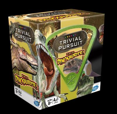 Trivial Pursuit , Die Welt der Dinosaurier (Spiel)