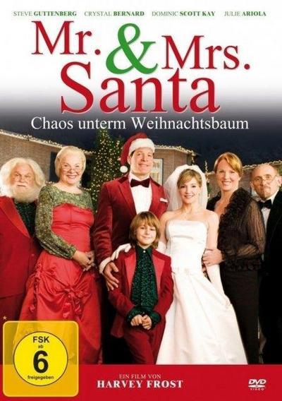 Mr. & Mrs. Santa - Chaos unterm Weihnachtsbaum