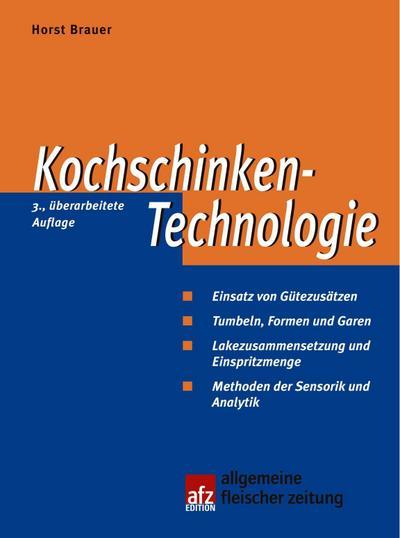 Kochschinken-Technologie (Edition afz)