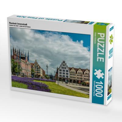 Rostock Innenstadt (Puzzle)