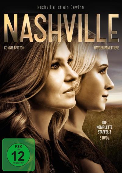 Nashville - Die komplette Staffel 3
