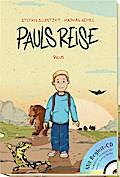 Pauls Reise   ; Ill. v. Nemec, Mathias; Deutsch; Audio-CD ; durchgehend vierfarbig -