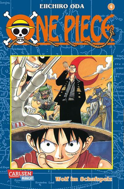 One Piece 04. Wolf im Schafspelz