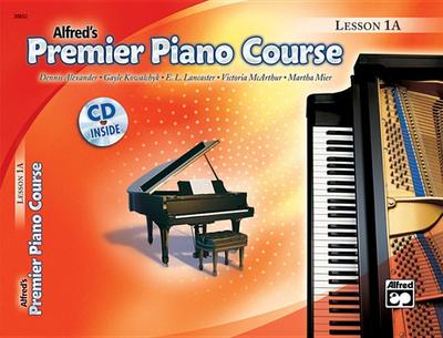 Premier Piano Course Lesson Book, Bk 1a: Book & CD [With CD]