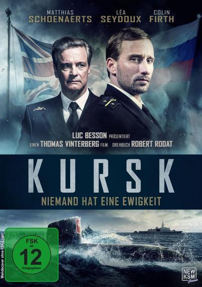 Kursk. DVD