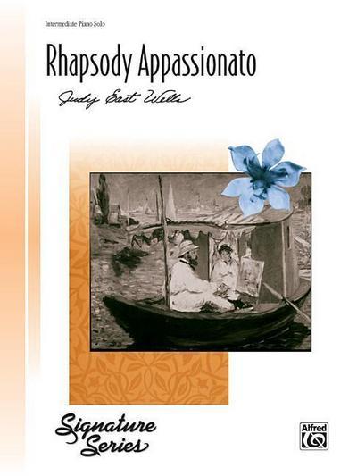 Rhapsody Appassionato: Sheet