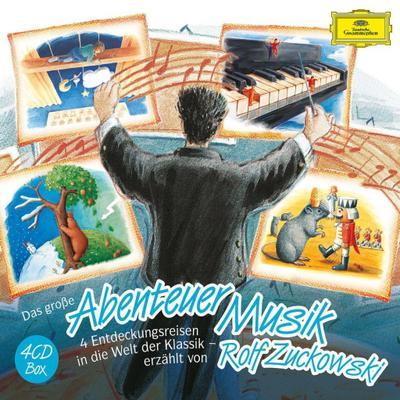 Das große Abenteuer Musik