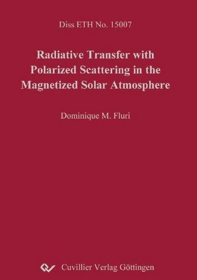 Radiative Transfer with Polarized Scattering in the Magnetized Solar Atmosphere