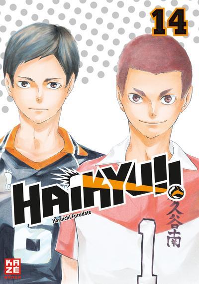 Haikyu!! - Band 14