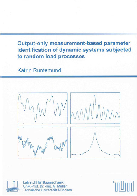 Output-only measurement-based parameter identification of dynamic systems s ...