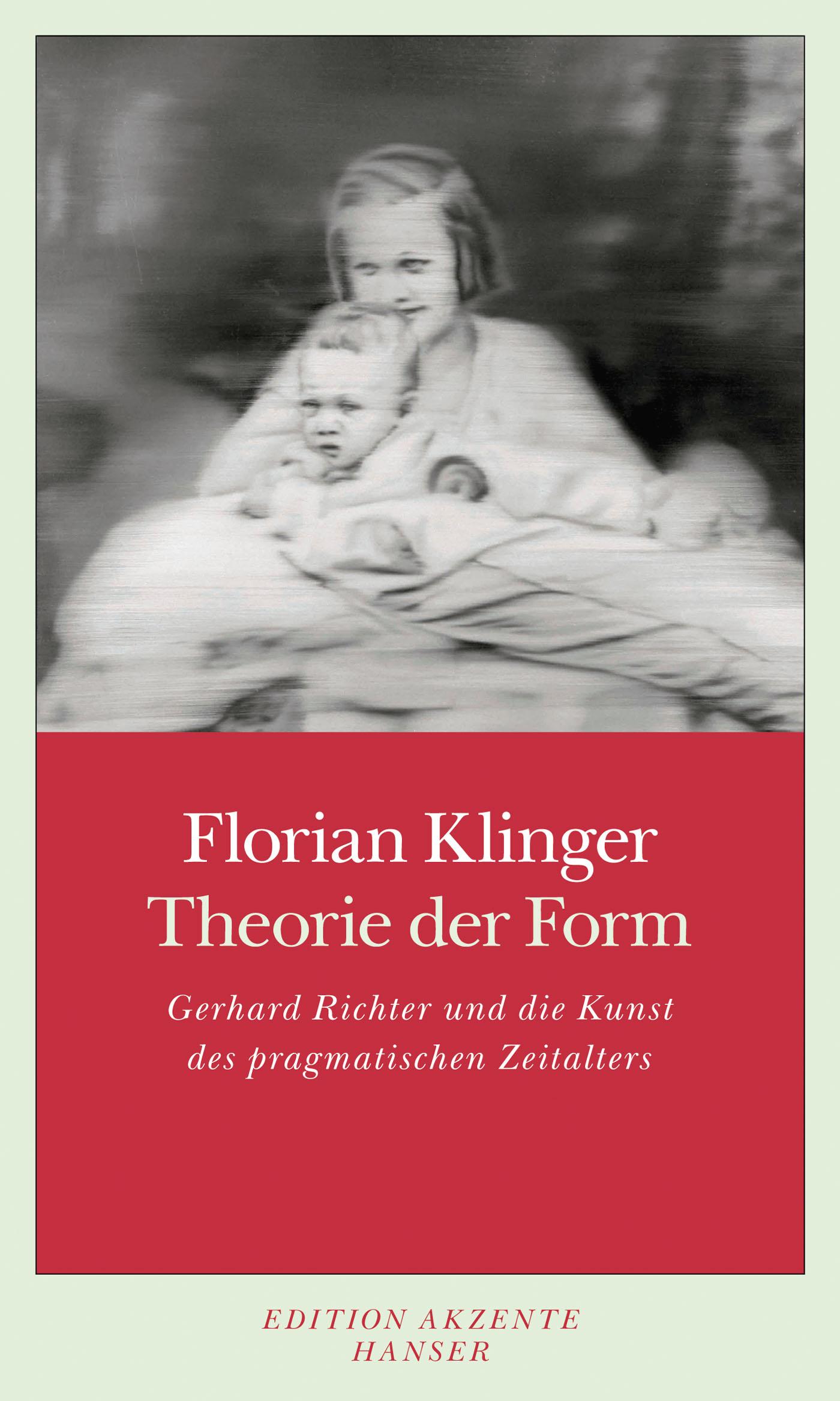 Theorie der Form, Florian Klinger
