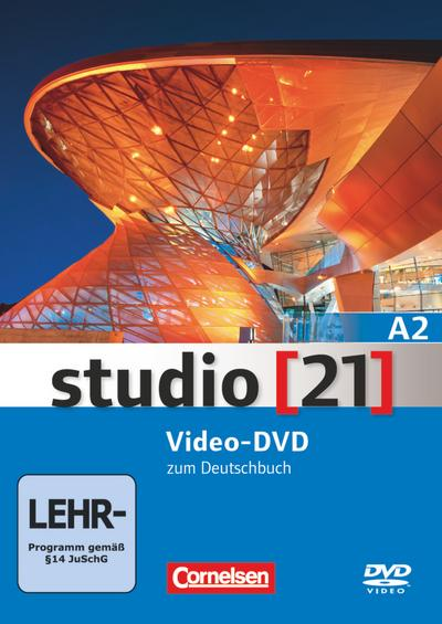 studio [21] Grundstufe A2: Gesamtband - Video-DVD