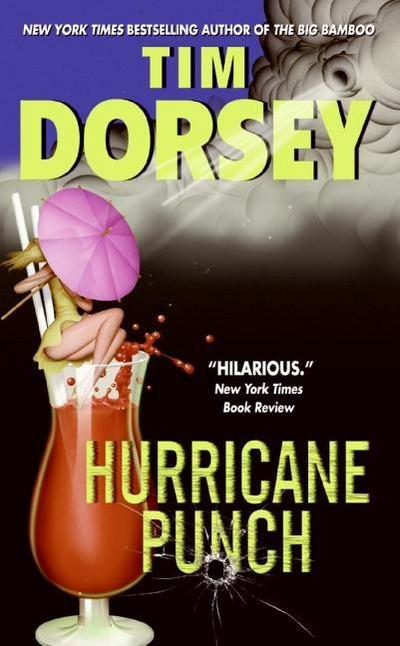 Hurricane Punch (Serge Storms, Band 9)