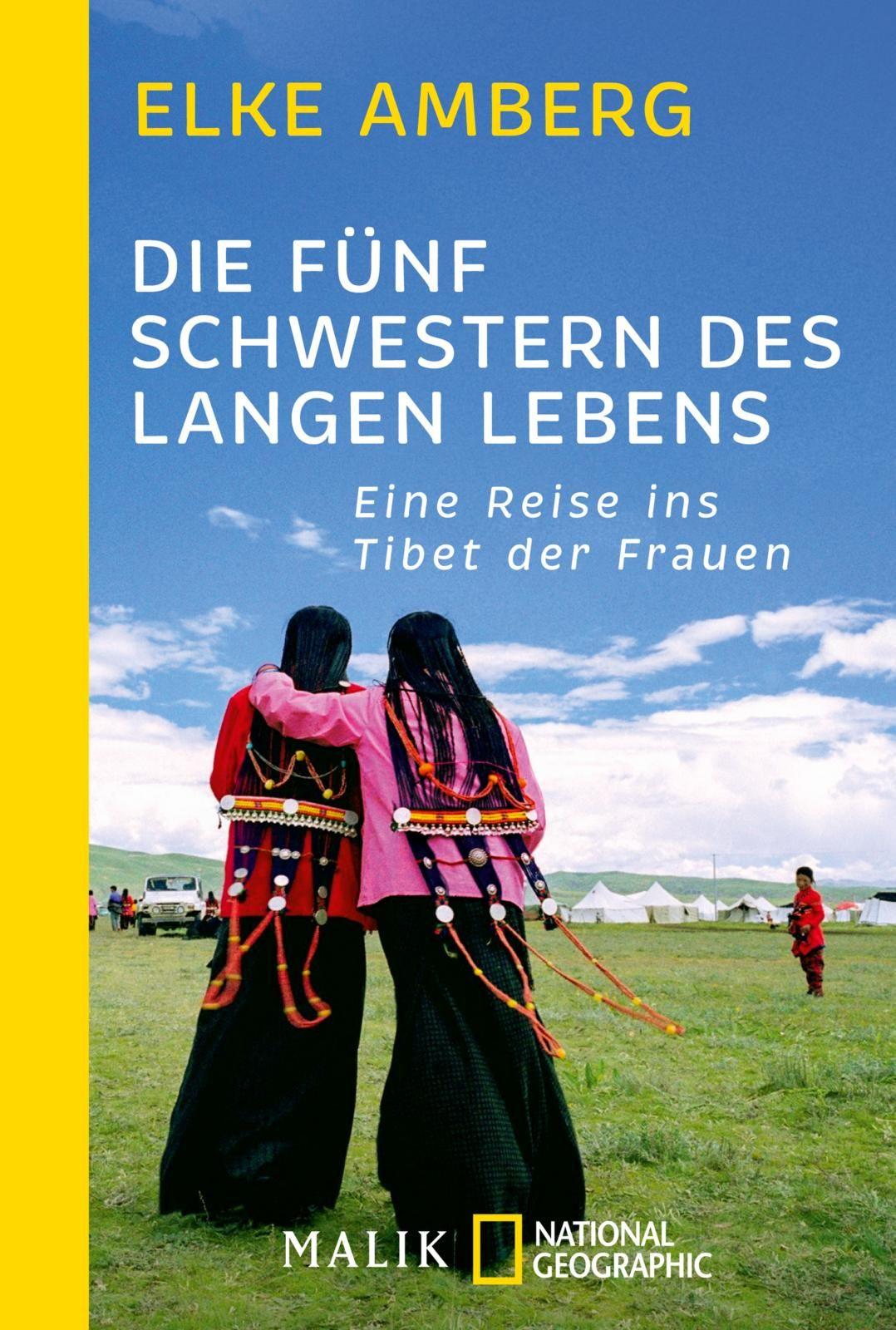 Die fünf Schwestern des langen Lebens Elke Amberg 9783492404785