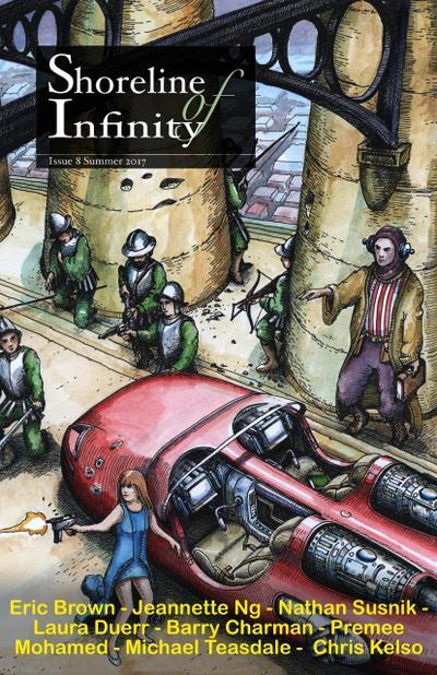 Shoreline of Infinity 8 (Shoreline of Infinity science fiction magazine)