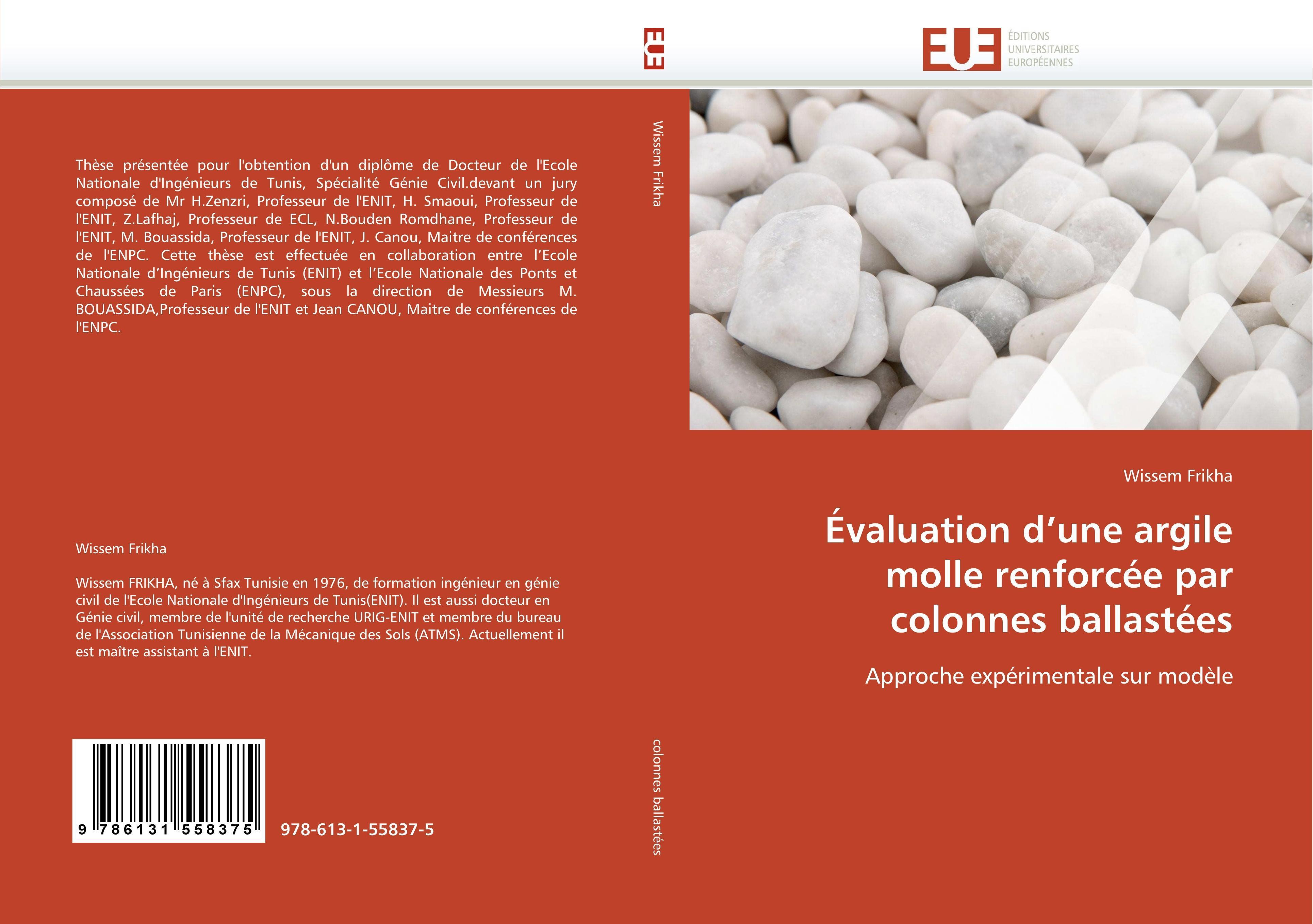 Évaluation d'une argile molle renforcée par colonnes ballast ... 9786131558375