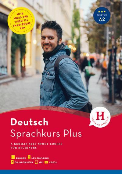 Sprachkurs Plus Deutsch A1/A2, Englische Ausgabe