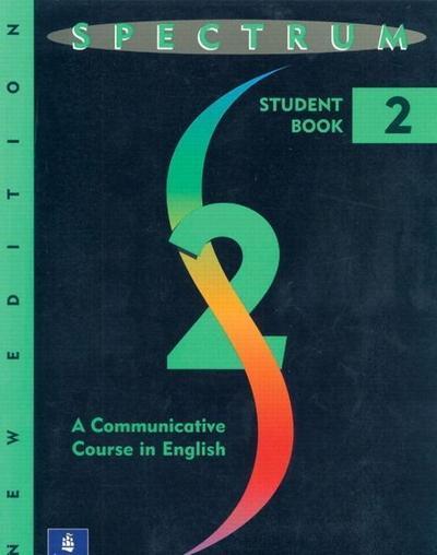 Spectrum [Taschenbuch] by Byrd, Donald R. H.