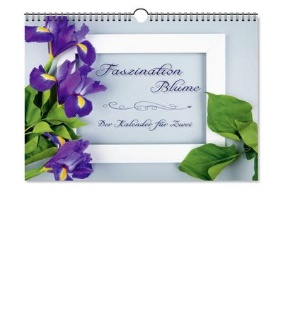 "Kalender ""Faszination Blume 2022"""
