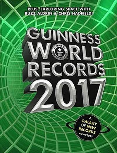 Guinness World Records 2017.English; 256 p. Fully illustrated, photos and illustrations.