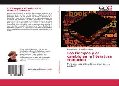 Los tiempos y el cambio en la literatura traducida