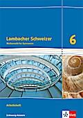 Lambacher Schweizer Mathematik 6. Ausgabe Schleswig-Holstein: Arbeitsheft plus Lösungsheft Klasse 6 (Lambacher Schweizer Mathematik. Ausgabe für Schleswig-Holstein ab 2018)