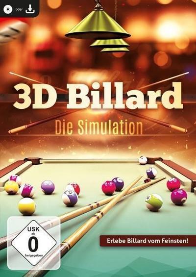 3D Billard - Die Simulation. Für Windows Vista/7/8/10