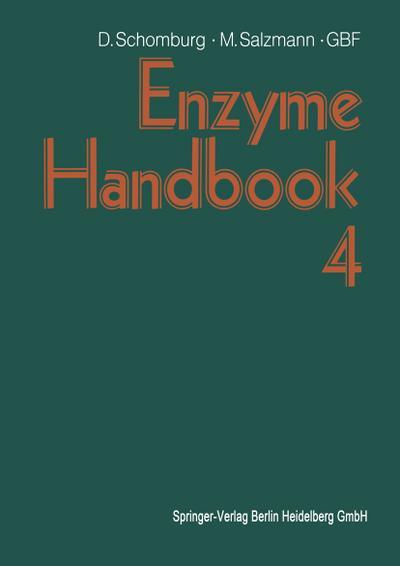 Enzyme Handbook 4, 2 Pts.