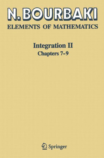 Integration II