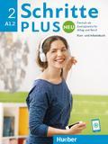 Schritte plus Neu 2. Kursbuch+Arbeitsbuch+CD zum Arbeitsbuch