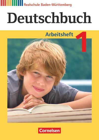 Deutschbuch - Sprach- und Lesebuch - Realschule Baden-Württemberg 2012