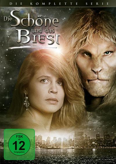 Die Schöne und das Biest (1987) - Gesamtbox