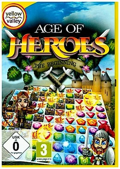 Age of Heroes, The Beginning, 1 CD-ROM