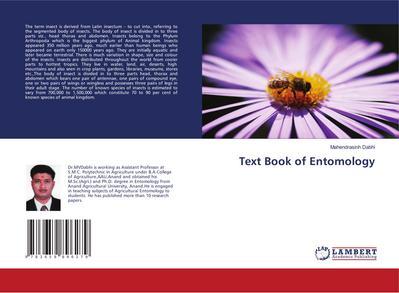 Text Book of Entomology