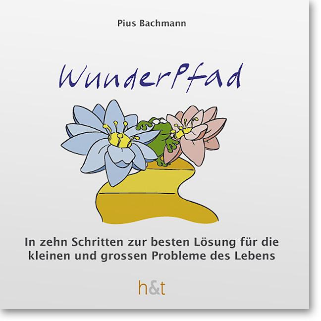 Wunderpfad, Karten u. Buch Pius Bachmann